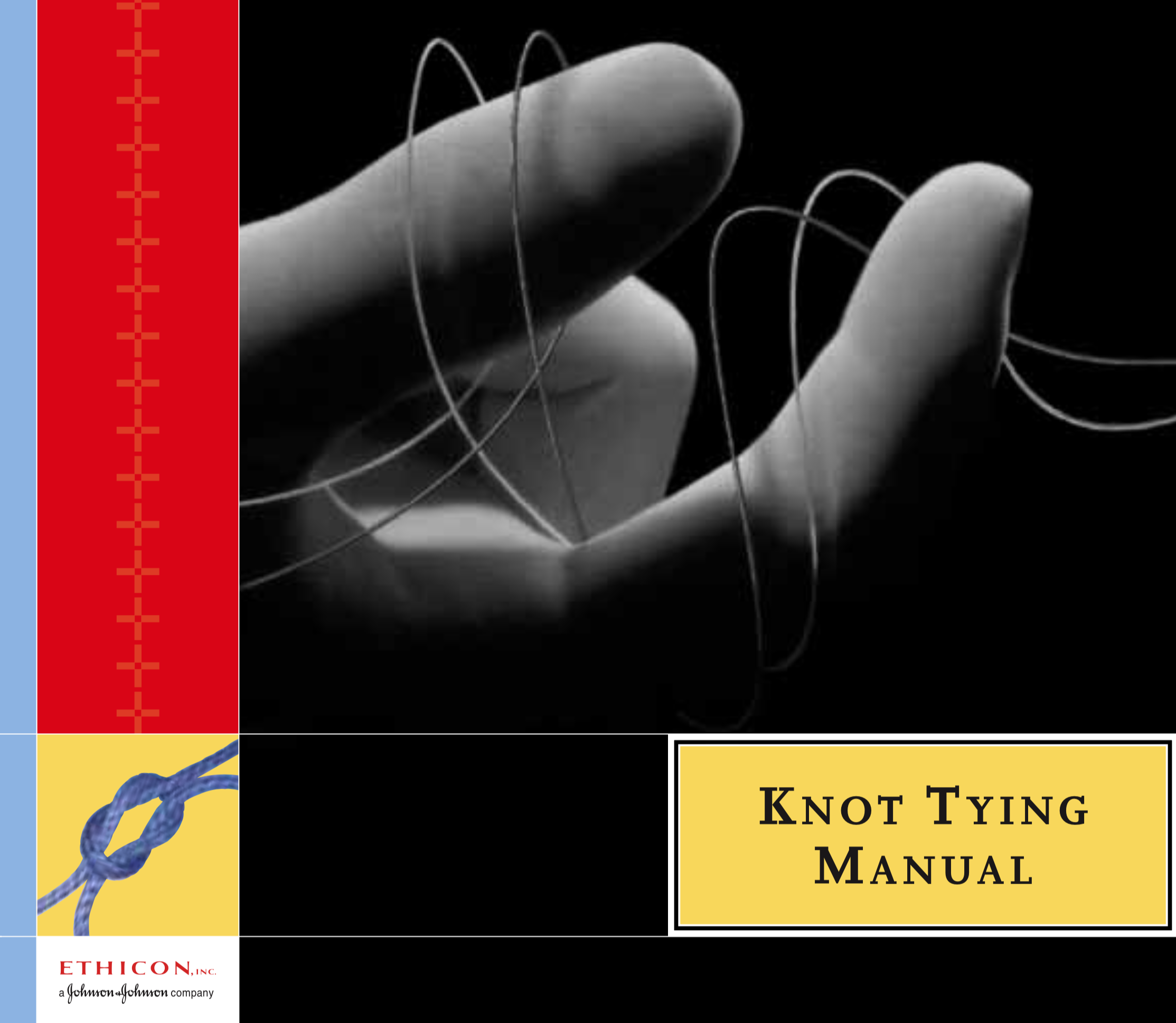 knot tying manual 2019